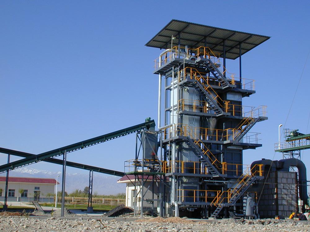 先锋种业酒泉玉米加工中心5.6MW玉米芯betway必威官网登录