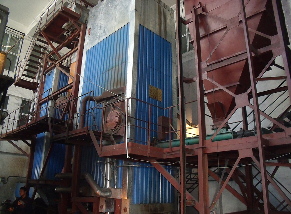 Small and medium sized waste incineration technology and equipment